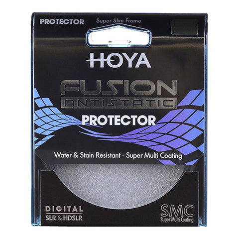 Hoya 58mm Fusion Antistatic Protector Filter