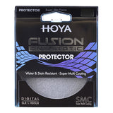 Hoya 62mm Fusion Antistatic Protector Filter