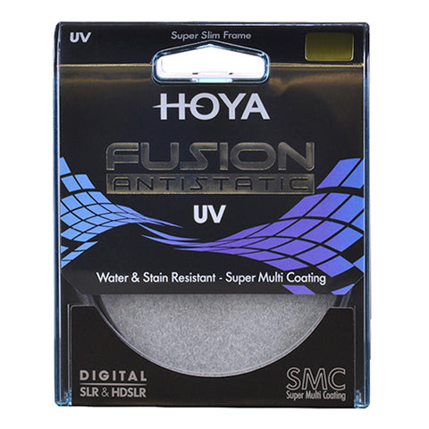 Hoya 62mm Fusion Antistatic UV Filter