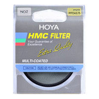 Hoya 72mm HMC ND2 Neutral Density Filter
