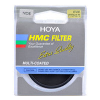 Hoya 62mm HMC ND8 Neutral Density Filter