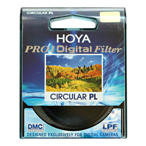 Hoya 62mm Pro1D Circular Polariser Filter