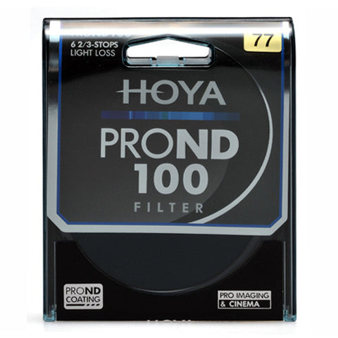 Hoya 77mm PRO ND100 ND Filter