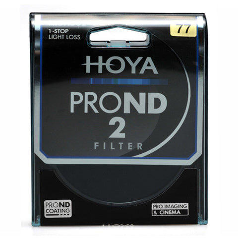 Hoya 72mm PRO ND2 ND Filter