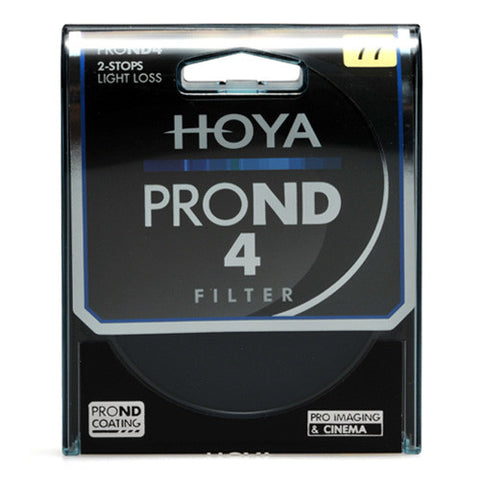 Hoya 55mm PRO ND4 ND Filter