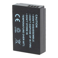 Inca Canon LP-E12 Replacement Battery Pack - LPE12