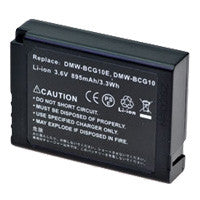 Inca Panasonic DMW-BCG10 Replacement Battery Pack - DMWBCG10