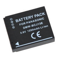 Inca Panasonic DMW-BCJ13 Replacement Battery Pack - DMWBCJ13