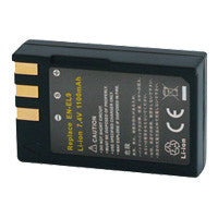 Inca Nikon EN-EL9 Replacement Battery Pack - ENEL9