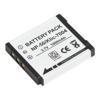 Inca FujiFilm NP-50 Replacement Battery Pack - NP50