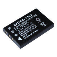 Inca FujiFilm NP-60 Replacement Battery Pack - NP60