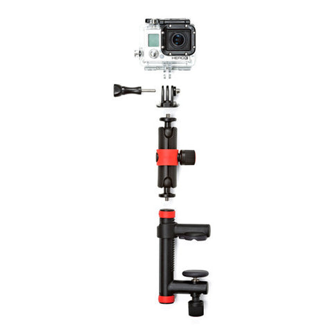 Joby Action Clamp & Locking Arm for GoPro