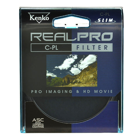 Kenko 37mm REALPRO Circular Polariser Filter