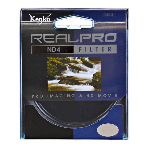 Kenko 49mm REALPRO ND4 ND Filter