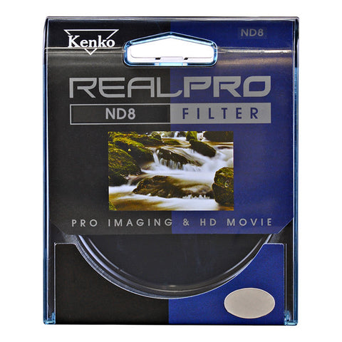 Kenko 49mm REALPRO ND8 ND Filter
