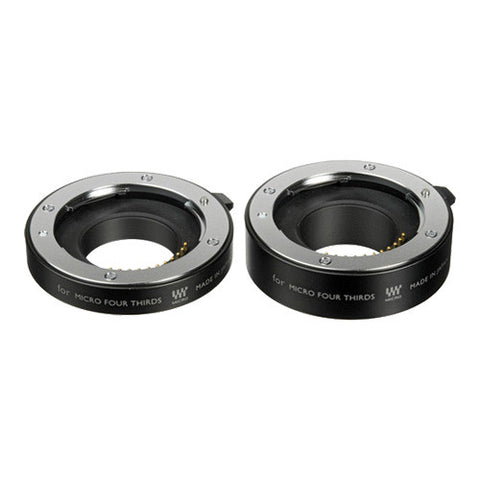 Kenko DG Extension Tube Set for Micro Four Thirds