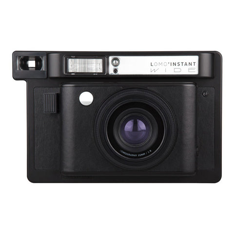 Lomography Lomo'Instant Wide Instant Camera - Black
