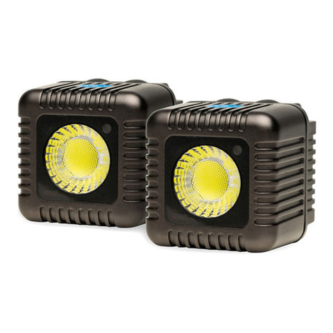 Lume Cube Portable Flash & Video Light - Gunmetal Grey - 2 Pack