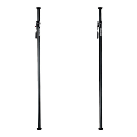Manfrotto 032B Autopole - Black - Set of 2
