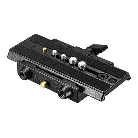 Manfrotto 357 Quick Release Adapter with Sliding Mounting Plate