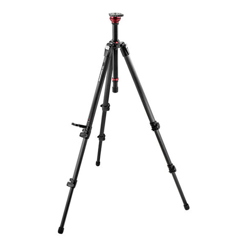 Manfrotto 755CX3 MDEVE Carbon Fibre Video Tripod
