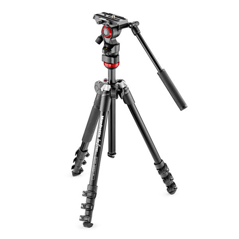 Manfrotto Befree Live Fluid Video Tripod Kit