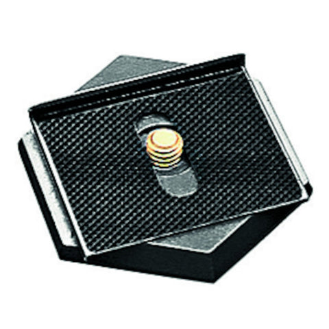 Manfrotto Hexagonal Architectural Plate with 1/4'' Screw