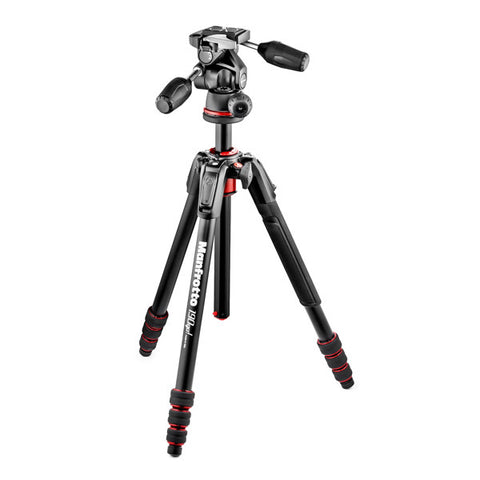 Manfrotto MK190GOA4TB-3W Tripod Kit