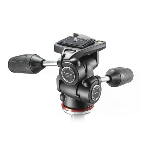 Manfrotto MH804-3W 3-Way Head with Retractable Levers