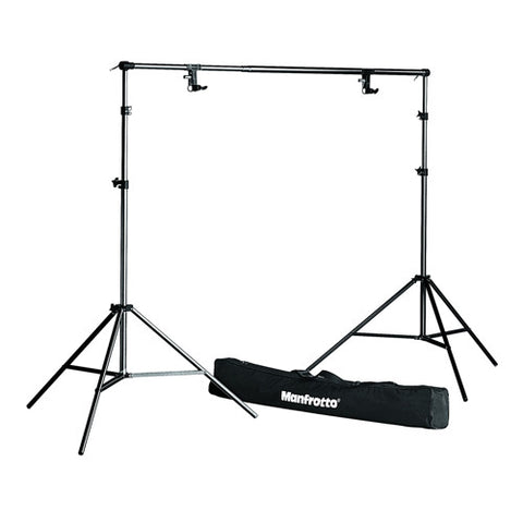 Manfrotto 1314B Portable Background Support System with Case