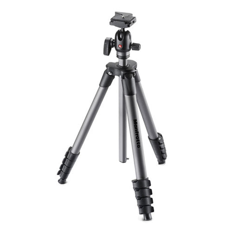 Manfrotto Compact Advanced Tripod with Ball Head - Black