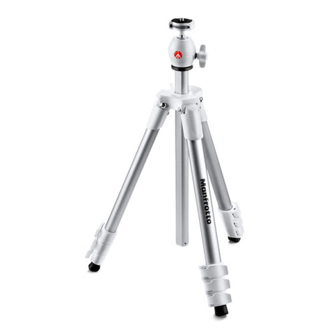 Manfrotto Compact Light Tripod - White