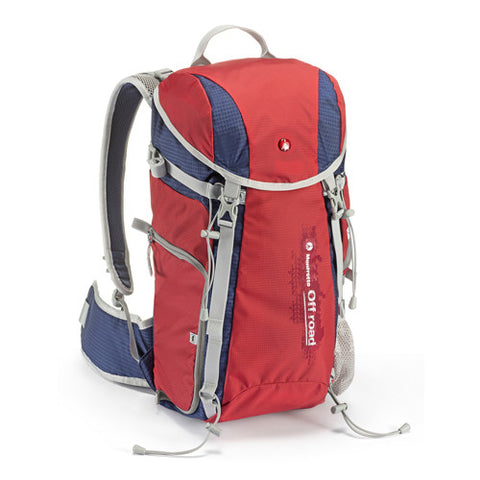 Manfrotto Off Road Hiker 20L Camera Backpack - Red