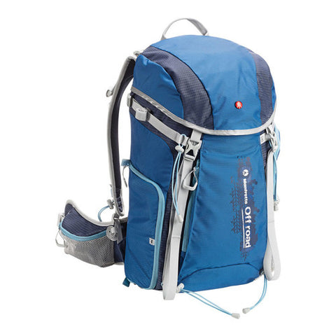Manfrotto Off Road Hiker 30L Camera Backpack - Blue