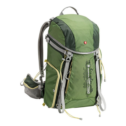 Manfrotto Off Road Hiker 30L Camera Backpack - Green