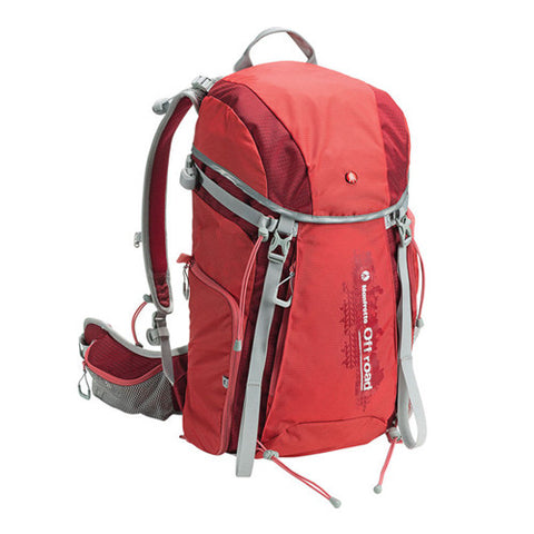 Manfrotto Off Road Hiker 30L Camera Backpack - Red