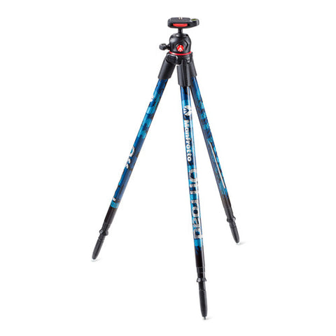 Manfrotto Off Road Tripod - Blue