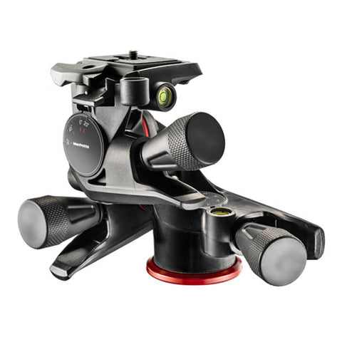 Manfrotto MHXPRO-3WG Geared 3-Way Head