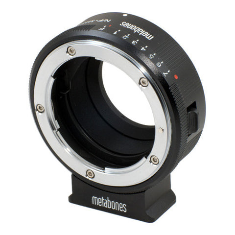 Metabones Adapter MB-048 Nikon G to Micro Four Thirds