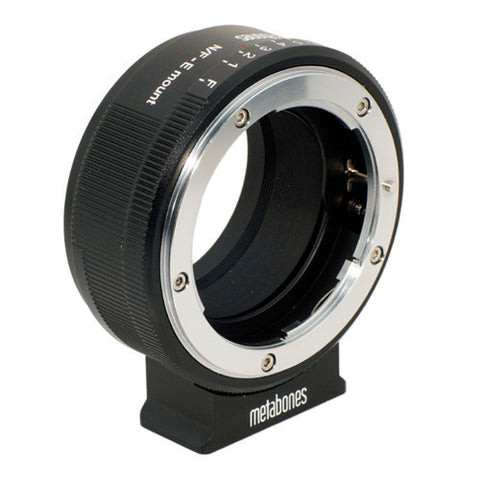 Metabones Adapter MB-051 Nikon G to E-Mount