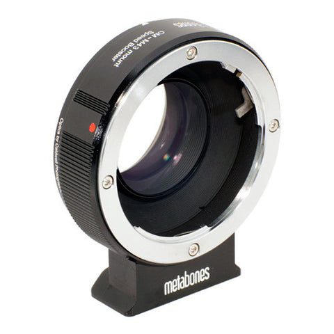 Metabones Speed Booster Adapter MB-078 Olympus OM to Micro Four Thirds