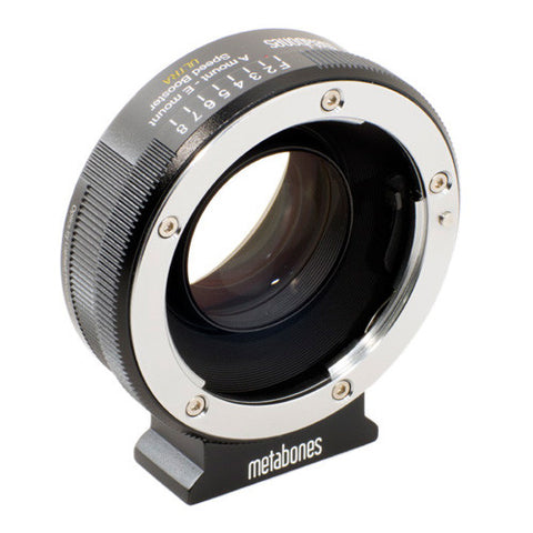Metabones Speed Booster Ultra Adapter MB-104 Sony A-Mount to E-Mount