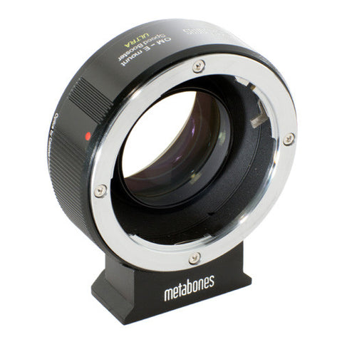 Metabones Speed Booster Ultra Adapter MB-109 Olympus OM to E-Mount