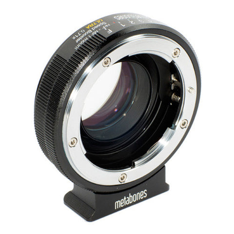 Metabones Speed Booster Ultra Adapter MB-124 Nikon G to Micro Four Thirds