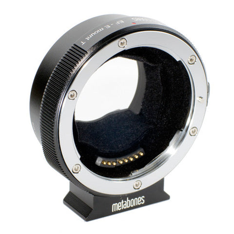 Metabones Canon EF Lens to Sony E Mount T Smart Adapter (Mark IV) (MB-121)
