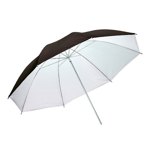 Metz UM-80BW 80cm Umbrella - White with Black Cover
