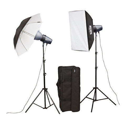 Metz Mecastudio BL-200 SB / UM II Studio Flash Kit