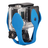 Miggo Splat Flexible Tripod for GoPro and Action Cameras - Blue