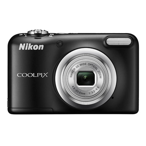 Nikon COOLPIX A10 Digital Camera - Black