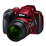 Nikon COOLPIX B700 Digital Camera - Red